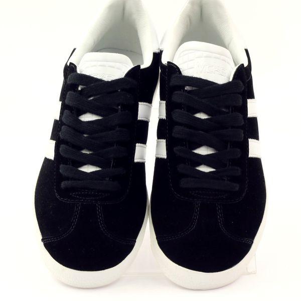 Buty Sportowe Klasyczne Mckey 135 czarne r.37 zdjęcie 5