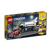 LEGO Creator 3w1 - Transporter promu 31091