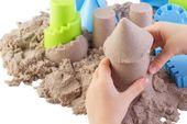 Polski piasek kinetyczny NaturSand  1 kg