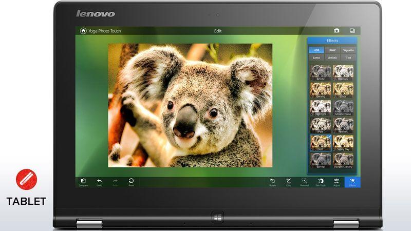 "Lenovo Yoga 2 (11) Intel Celeron N2940 4GB RAM 500GB WIN 8"" zdjęcie 3"