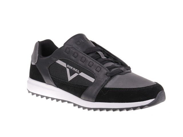 Diesel V-Staffetta S-Fleett Sneakers Y01461 P1190 H1888 - 40 zdjęcie 4
