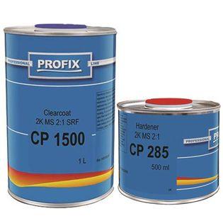 Profix Lakier bezbarwny CP 1500 2K MS + utw. CP 285