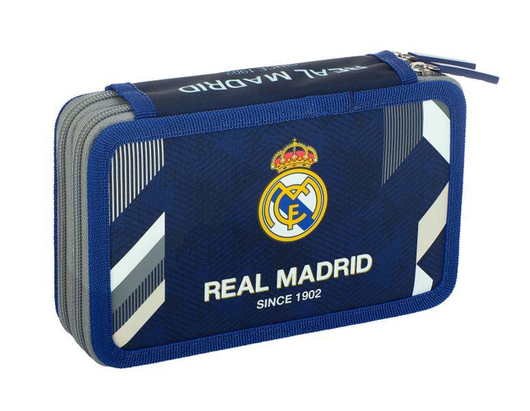 Piórnik podwójny bez wyposażenia RM-184 Real Madryt zdjęcie 1