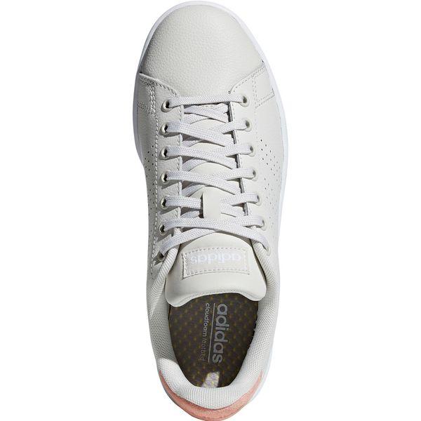 Buty damskie adidas Advantage beżowe F36480 38 zdjęcie 3