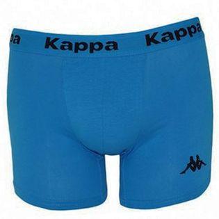 Bokserki męskie KAPPA Rozmiar - L, Kolor - Niebieski