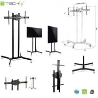 Stojak mobilny Techly ICA-TR4 do TV LCD/LED/Plazma 37''-70'' VESA, pivot