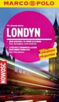 Londyn przewodnik z atlasem marco polo nowość nowy