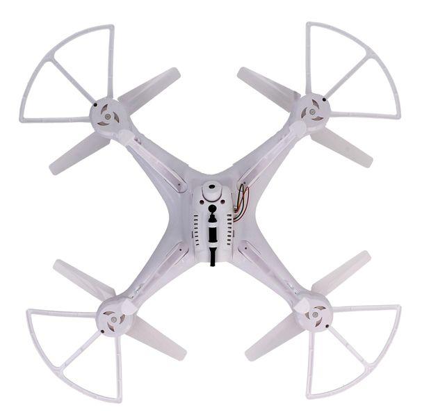 Dron TD08 II Generacji z Kamerą WiFi Podgląd na żywo 2x AKU Biały Z312 zdjęcie 7