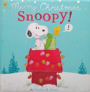 Merry Christmas, Snoopy! Hardback