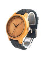 Drewniany męski zegarek Estilo Sabroso ES03815