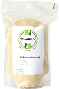 Mąka z nasion amarantusa Zdrowy produkt 1kg
