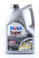 Olej silnikowy MOBIL SUPER 2000 10W40 5L