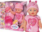 BABY BORN NOWA LALKA INTERAKTYWNA  SOFT GIRL 824368