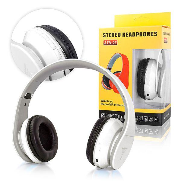 BEZPRZEWODOWE SŁUCHAWKI BLUETOOTH SD MP3 RADIO FM BOOM BOOM zdjęcie 6