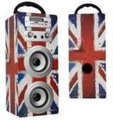 Głośnik przenośny MP3 Bluetooth Karaoke LED Radio FM G246M03