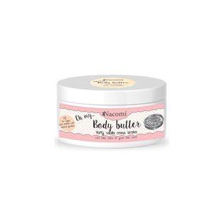 Nacomi Masło Do Ciała Waniliowe Creme Brulee 100Ml