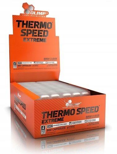 THERMO SPEED EXTREME OLIMP 30 kapsułek SPALACZ zdjęcie 1