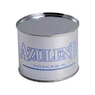 Wosk do depilacji w puszce azulenowy 400ml