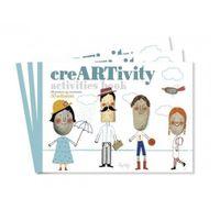 Zeszyt do kreatywnej zabawy CreARTivity