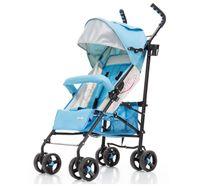 Wózek spacerowy Moolino CITY z śpiworkiem i folią przeciwdeszczową