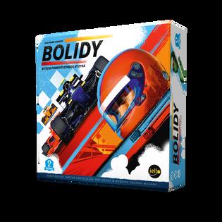 BOLIDY  GRA PLANSZOWA PORTAL GAMES