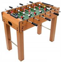 Gra piłkarzyki dla dzieci 12 zawodników boisko do gry rekreacja