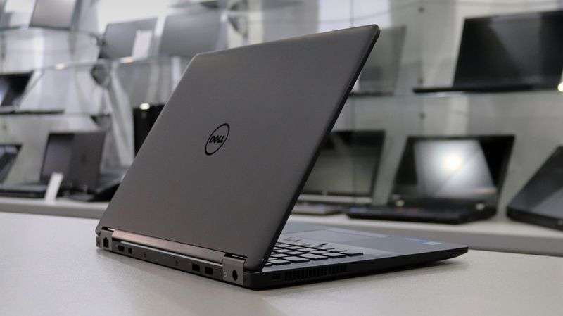 UltraBook Dell Latitude E7470 i5 6-GEN SSD 256GB M.2 Windows 10 PRO zdjęcie 7