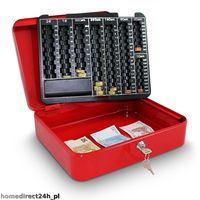12732 Kasetka na pieniądze banktony euro Klucze zamykana 30