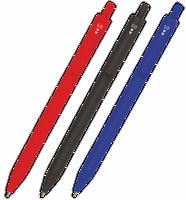 Długopis SWIFT wkład czerwony PATIO (66297PTR)