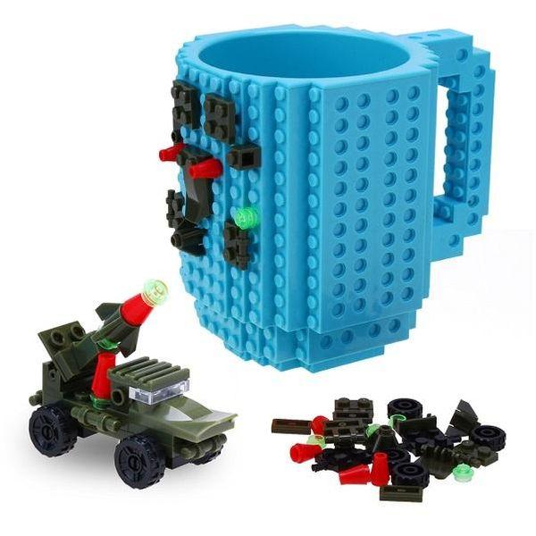 Kubek Klockowy Lego Różne Koloryprezent Dla Fana Lego Wysyłka Pl 24