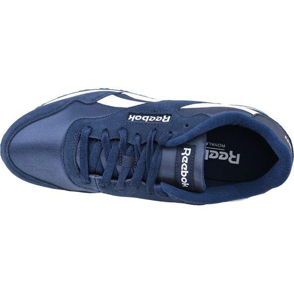 Buty Reebok Royal Ultra M BS7967 granatowe Niebieskie buty