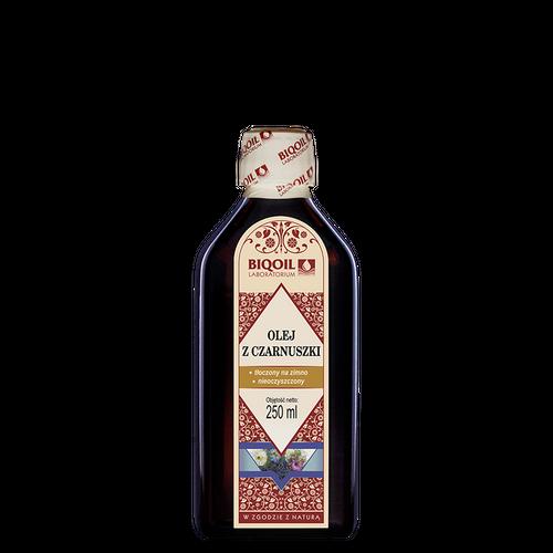 Olej z czarnuszki 250 ml tłoczony na zimno na Arena.pl