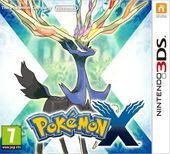Gra Nintendo 3DS 2DS POKEMON X