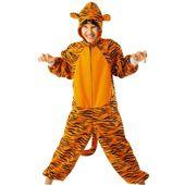 STRÓJ TYGRYS tygrysek przebranie BAL zoo 98/104