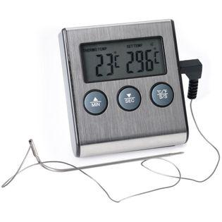 Termometr kuchenny do mięsa elektroniczny sonda