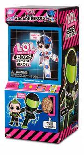 MGA Figurka L.O.L. Surprise Boys Arcade heroes 1