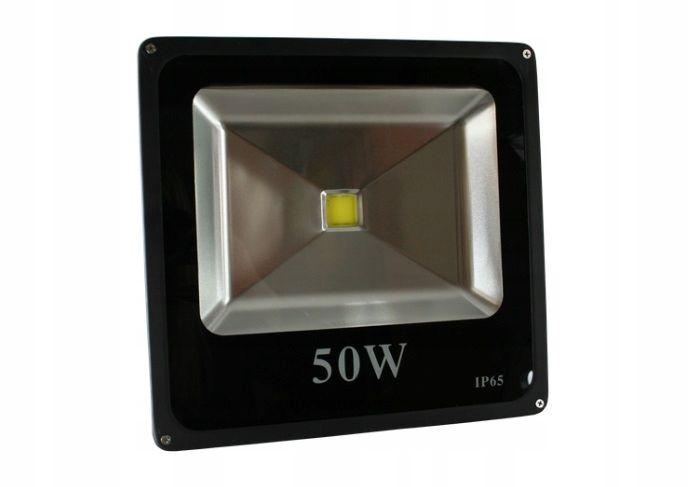 HALOGEN LAMPA NAŚWIETLACZ LED 50W BARDZO MOCNY ! zdjęcie 1