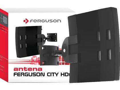 Antena DVB-T Ferguson Naziemna telewizja cyfrowa City HD