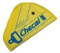 Pozycjoner - adapter do pasów bezpieczeństwa - Żółty