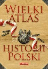 Wielki atlas historii Polski praca zbiorowa