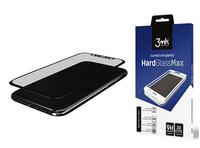 3MK HARDGLASS MAX 3D SZKŁO HARTOWANE - IPHONE X