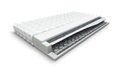 Łóżko tapicerowane DAWID 160X200 + STELAŻ+MATERAC zdjęcie 10
