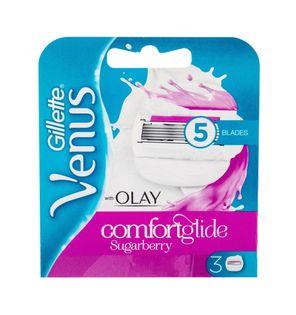 Gillette Venus & Olay Sugarberry Wkład do maszynki 3szt
