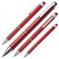 Długopis metalowy touch pen LUEBO
