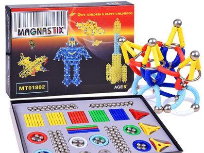Magnastix/Magnet Plus Klocki magnetyczne 320 elementów