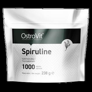 OstroVit Spiruline - 1000 tabletek