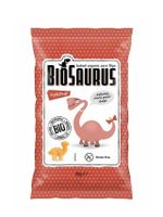 Chrupki kukurydziane z ketchupem BIO 50g BIOSAURUS
