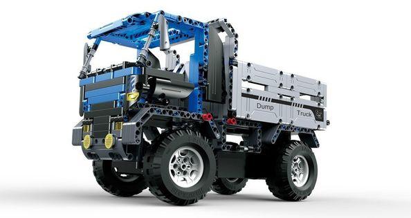 Ciężarówka Rc Klocki Cada Ee 2W1 2.4Ghz C5104W