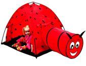BIEDRONKA Namiot IGLO z Tunelem TUNEL DOMEK 8902