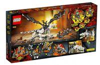 Lego Ninjago Smok Szkieletowego Czarownika